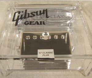 Gibson '57 Classic, nickel. ― Guitar-Supply.ru
