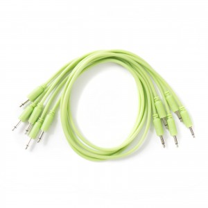 BMM patch cables, neon, 9cm. ― Guitar-Supply.ru