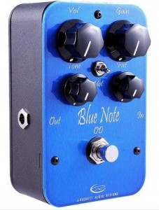 Blue Note OD ― Guitar-Supply.ru