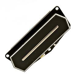 Lollar Charlie Christian neck pickup, черный, крепеж на дэку. ― Guitar-Supply.ru