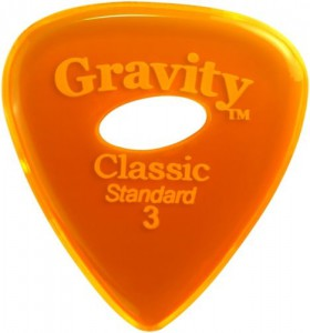 Gravity Classic Standard Oval Griphole 3mm ― Guitar-Supply.ru