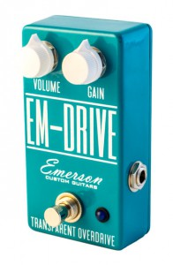 Emerson Custom EM-Drive ― Guitar-Supply.ru