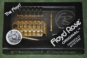 Floyd Rose Original Tremolo kit, gold. ― Guitar-Supply.ru