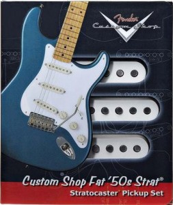 Fender Custom Shop Fat 50's Strat Set ― Guitar-Supply.ru