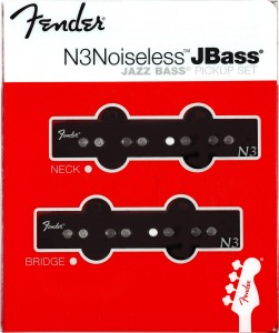 Fender N3 Jazz Bass set. ― Guitar-Supply.ru