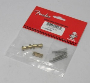 Fender Brass Telecaster Saddles. ― Guitar-Supply.ru