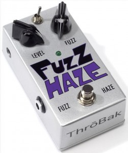Throbak Fuzz Haze ― Guitar-Supply.ru