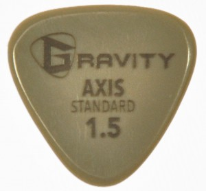 Gravity Gold Series Axis Standard 1,5mm ― Guitar-Supply.ru