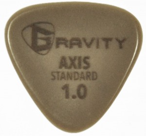 Gravity Gold Series Axis Standard 1mm ― Guitar-Supply.ru