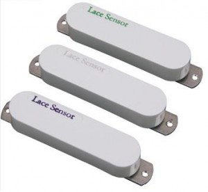 "Lace Sensor ""Rainbow Pack"" (Emerald-Silver-Purple) ― Guitar-Supply.ru"