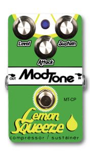 Lemon Squeeze Compressor ― Guitar-Supply.ru