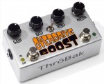 Throbak Overdrive Boost