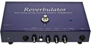 Demeter Reverbulator ― Guitar-Supply.ru