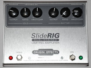 Origin Effects Slide Rig Sustaining Amplifier ― Guitar-Supply.ru