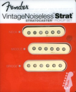 Fender Vintage Noiseless strat set. ― Guitar-Supply.ru