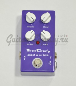 ToneCandy Sweet & Lo-Gain ― Guitar-Supply.ru