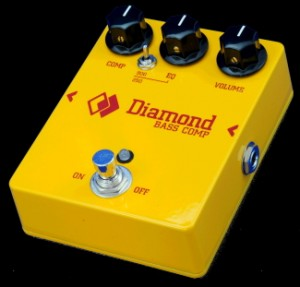 Diamond Bass Comp ― Guitar-Supply.ru