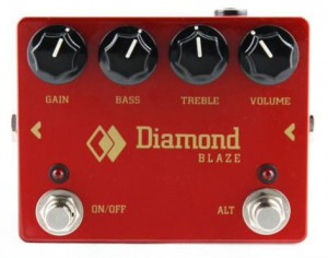 Diamond Blaze ― Guitar-Supply.ru