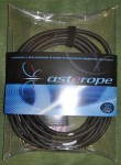 Asterope black nickel S-S jacks, 20'