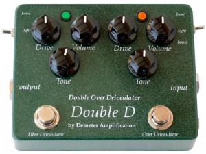 Demeter Double Overdriveulator ― Guitar-Supply.ru