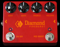 Diamond FireBurst ― Guitar-Supply.ru