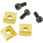 AllParts Floyd Rose nut blocks, gold