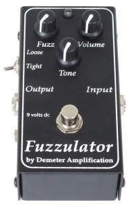 Demeter Fuzzulator ― Guitar-Supply.ru