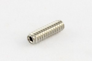 AllParts bridge height screws, nickel ― Guitar-Supply.ru