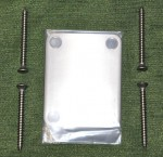 Stainless Steel Neck Plate, highluster