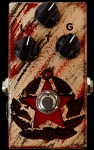 Jam Pedals Custom Shop Limited Edition Black Muck
