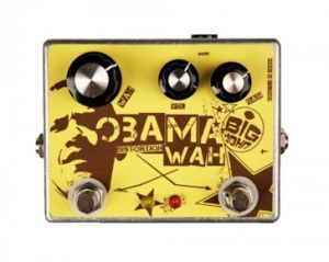 Obama Wah ― Guitar-Supply.ru