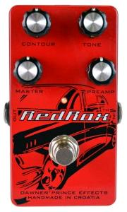 Dawner Prince Red Rox Overdrive/Distortion ― Guitar-Supply.ru