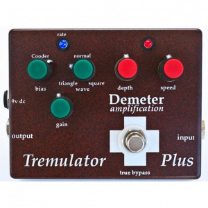 Demeter Tremulator Plus ― Guitar-Supply.ru